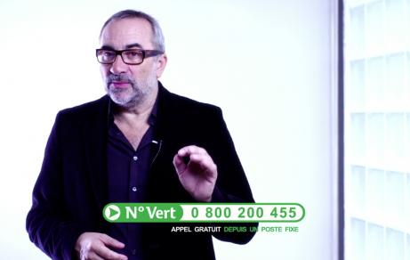 PUBLICITÉ ADVBS avec Antoine Duléry